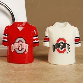 NCAA Ohio State Buckeyes Gameday Ceramic Salt & Pepper Shakers