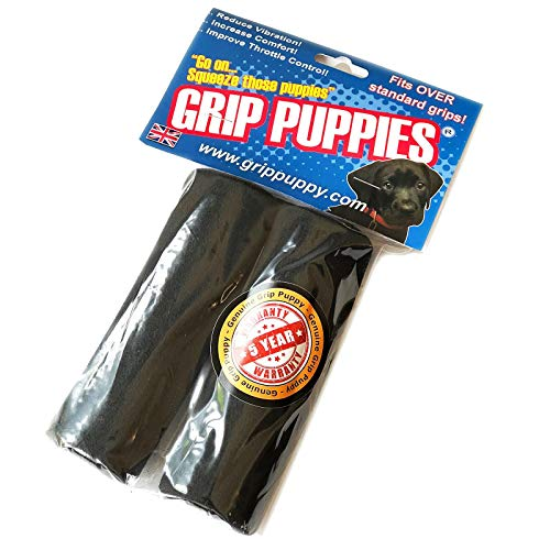 Best motorcycle grips - Grip Puppy Comfort Grips - The Original and the Best!