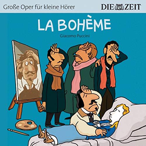 『La Bohème』のカバーアート