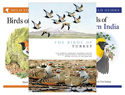 Helm Field Guides (24 Book Series)