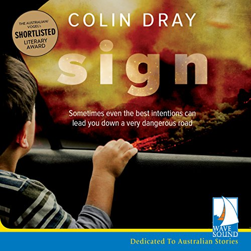 Sign cover art