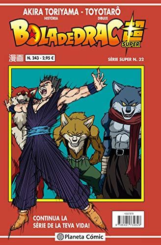 Bola de Drac Sèrie Vermella nº 243 (Manga Shonen)