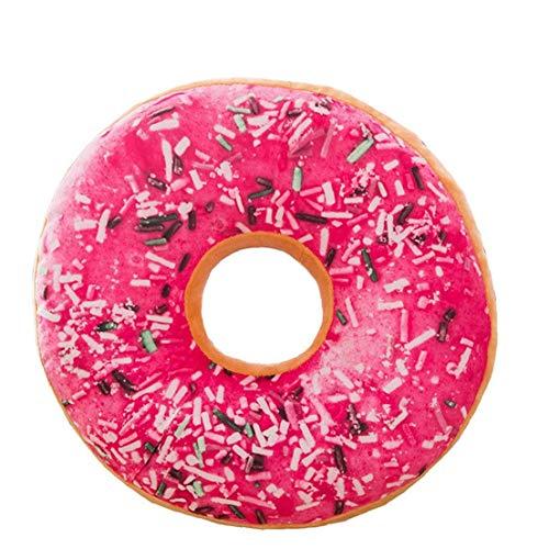 Carino Donuts Dell'ammortizzatore Del Cuscino Di Cioccolato Divano Cuscini Decorativi Cuscino Molle Della Peluche Del Sedile Cuscino