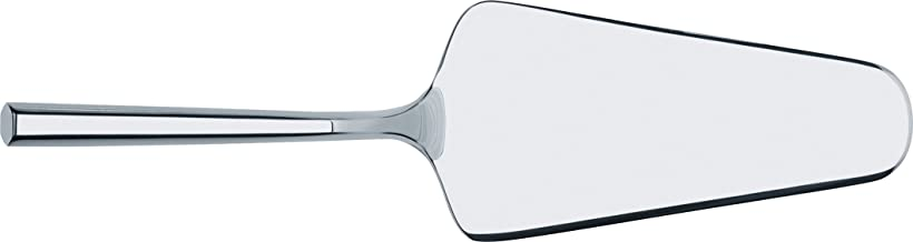 Alessi MU Cake Server in 18/10 Stainless Steel Mirror Polished, Silver