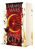 Crescent City T01 - Maison de la terre et du sang (relié) (01)