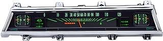 Dakota Digital RTX-66C-CVL-X Retrotech Gauge Instrument System Compatible with 1966-67 Chevy Chevelle/El Camino