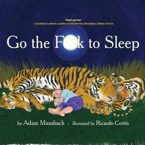 Go the F--k to Sleep cover art