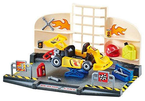Playmobil 9827 Gokart-Werkstatt (Folienverpackung)