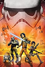 Star Wars Póster Rebels 61x91,5cm Producto Oficial