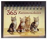 Weltbild Verlag: Der ewige Katzenkalender - 365 Katzenweisheiten