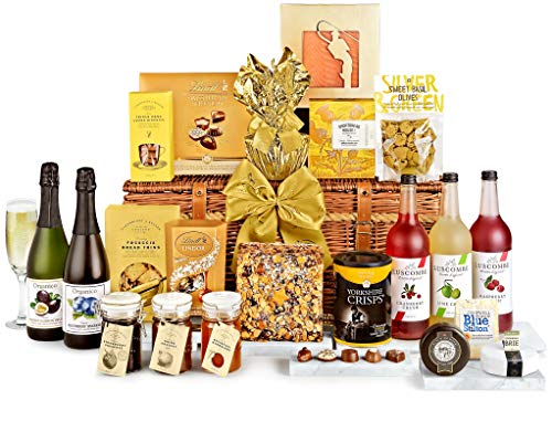 Chatsworth Hamper with Alcohol-Free Pressés