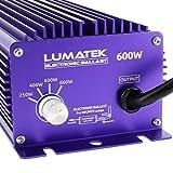 Lumatek - Balasto electrónico, digital, regulable