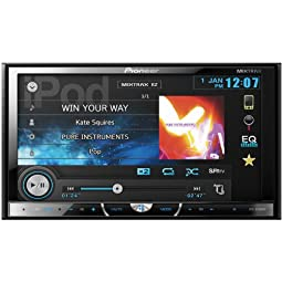 .Pioneer Double-DIN In-Dash 7