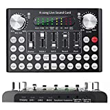 ALPOWL Mini Sound Mixer Board, P...