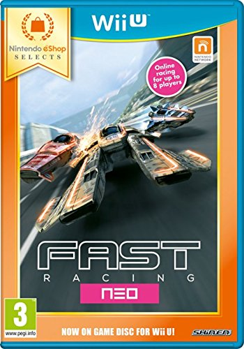 Fast Racing Neo Eshop Selects