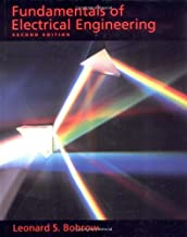 Best fundamentals of electrical engineering by leonard s.bobrow Reviews
