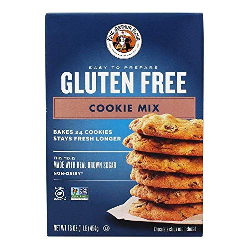 King Arthur Flour - Gluten-Free Cookie Mix - 16 oz. - PACK OF 2