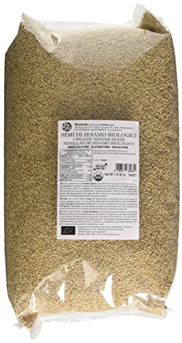 Probios Semi di Sesamo Bio - Senza Glutine - Confezione da 5 kg