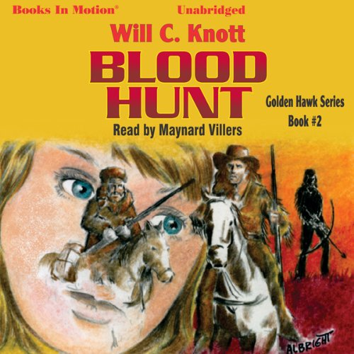 Blood Hunt audiobook cover art