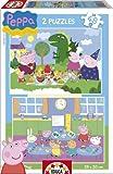 Peppa Pig Educa Borrás Puzzle 2 x 48
