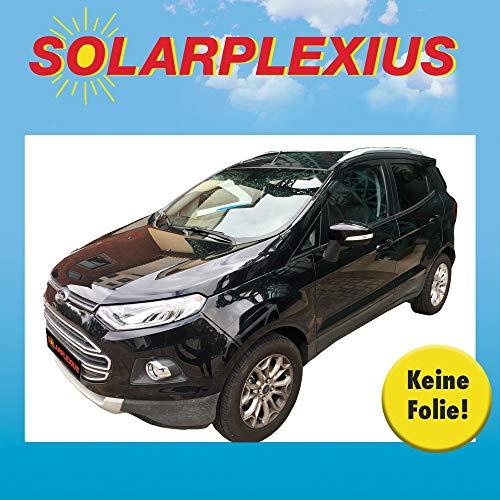 Solarplexius Sonnenschutz Autosonnenschutz Scheibentönung Sonnenschutzfolie EcoSport 2. Gen. Bj. ab 13