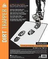 Dirt TrapperTM Ultra Sticky Mat - 30 layer refill [並行輸入品]