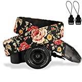 Camera Strap,Eggsnow Universal Camera Neck Shoulder Strap for...