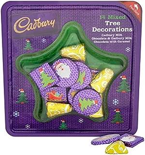 cadbury christmas tree chocolate bar