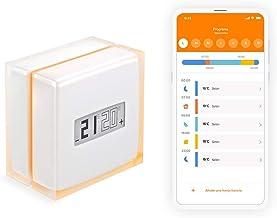 Netatmo NTH01-ES-EC - Termostato Wi-fi Inteligente para Caldera Individual