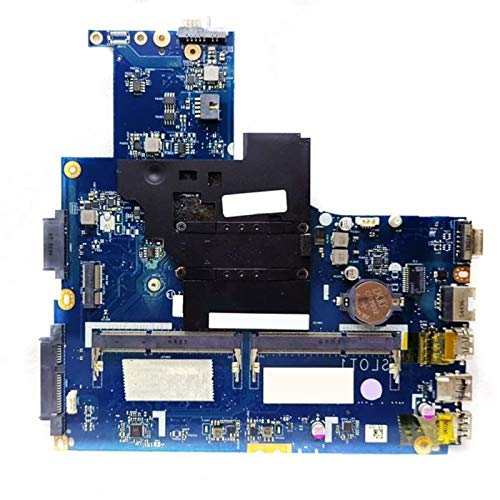 lilili Placa Madre Portátil Poticion Original Fit For Lenovo B40-30 Placa Base Portátil B40-30 N2840 ZIWB0 LA-B102P Placa Base