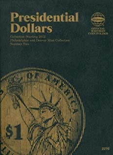 Presidential Dollars: Philadelphia and Denver Mint Collection: Number Two (Official Whitman Coin Folder)