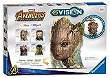 Ravensburger 18048 4S Vision: Avengers Infinity War Groot