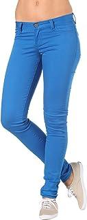 Roxy Kassia Flat Skinny–Vaqueros para Mujer