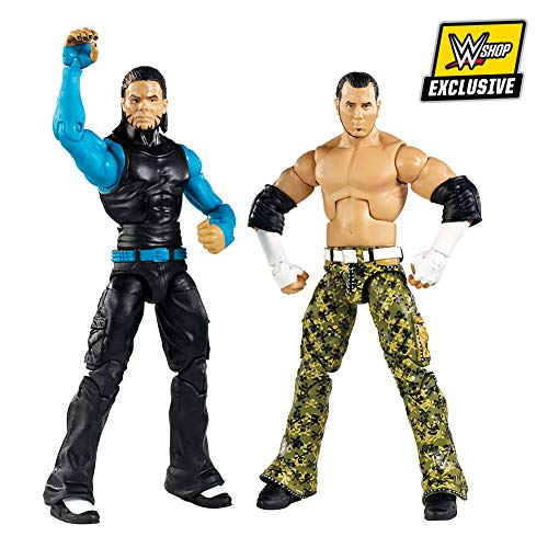 The Hardy Boyz Mattel Action Figure 2-Pack Elite Collection Multi