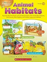 Easy Make & Learn Projects Animal Habitats Grades 2-3