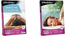 Wonderbox – Coffret cadeau femme - BIEN ETRE D'EXCEPTION, multicolore & Coffret Cadeau Bulle de Bien Etre