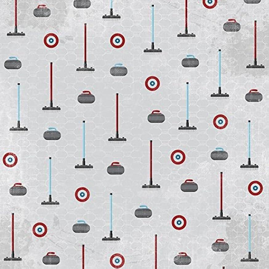 KAREN FOSTER 64787 Design Scrapbooking Paper, 25 Sheets, Curling Gear, 12 x 12