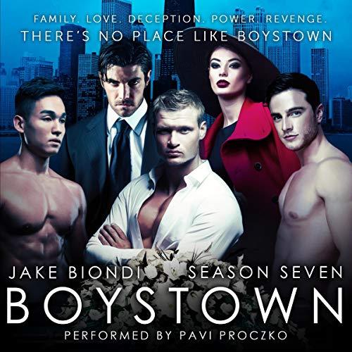Page de couverture de Boystown, Season Seven