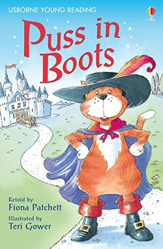 Puss in Boots: For tablet devices (Usborne Young Reading: Series One) (English Edition)