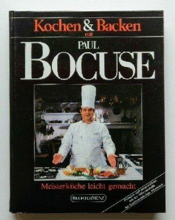 Kochen und Backen mit Paul Bocuse