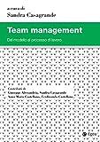 Team Management: Dal modello al processo di lavoro