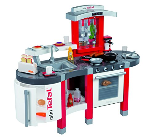 Smoby 24667 - Tefal Super Chef Küche