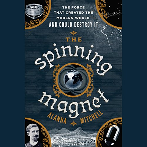 The Spinning Magnet audiobook cover art