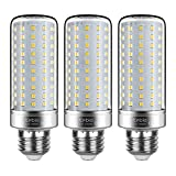 Tebio LED Argento Mais lampadine E27 25W Small Edison Screw Equivalente a 200W 2500LM Non ...