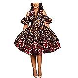 Private Customized African Women Dresses Plus Size Ankara Print Party Wedding Dashiki Bazin Riche Dresses Wax Cotton 670 XL
