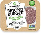 Beyond Burger from Beyond Meat, Plant-Based Meat, Frozen, 2 - 4oz. Patties per Package (Total 8 oz.)