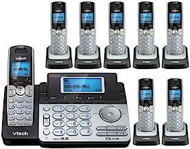 $269 » Vtech DS6151 Base with 7 Additional DS6101 Cordless Handsets Bundle