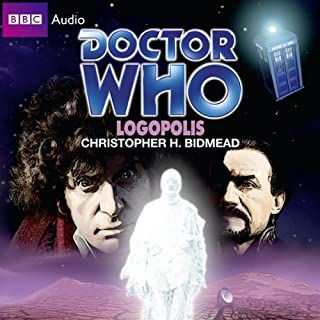 Doctor Who: Logopolis cover art