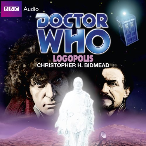 Doctor Who: Logopolis cover art