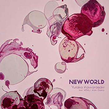New World (feat. KINU & Kan Sano)